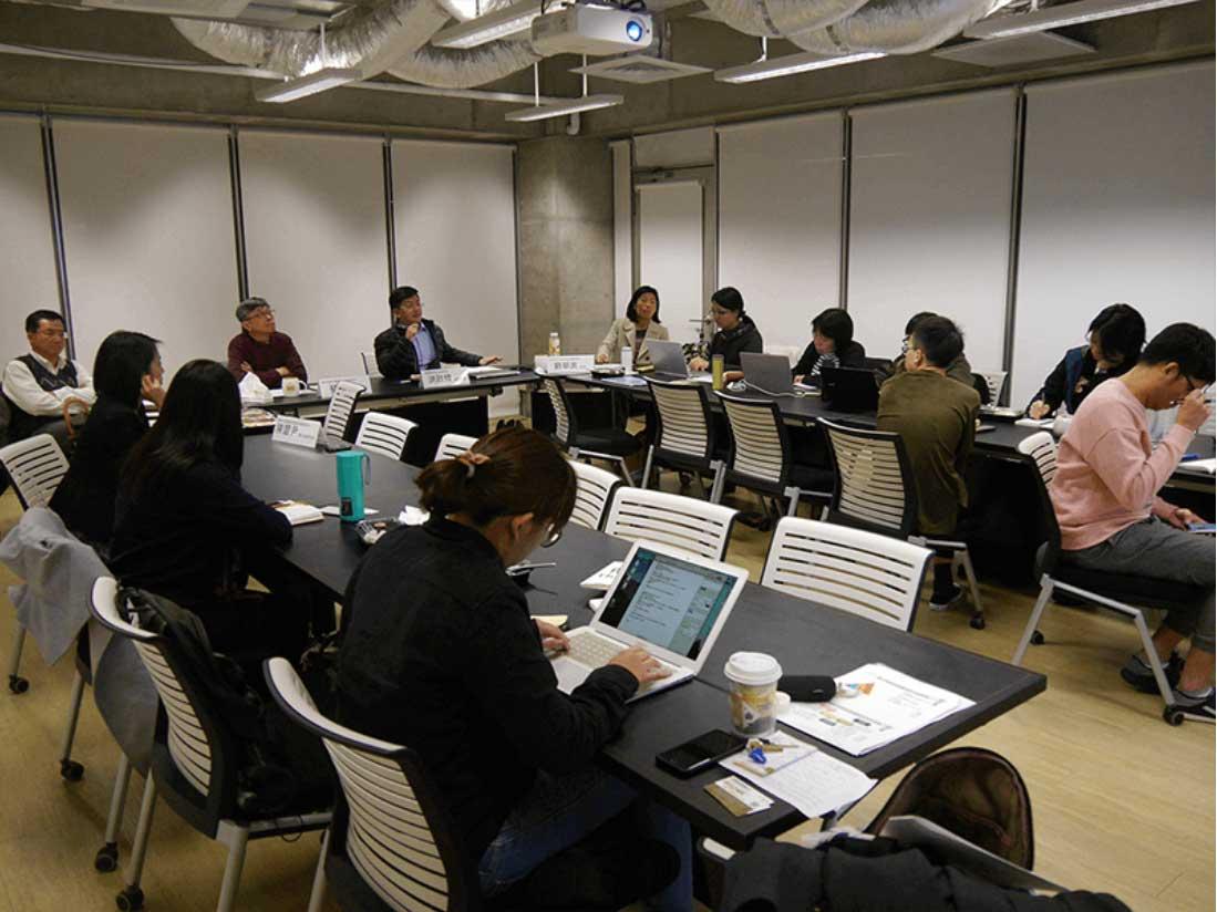 活動回顧—科學充電站:媒體培訓課程系列(五) 綠色能源媒體對話沙龍(上)