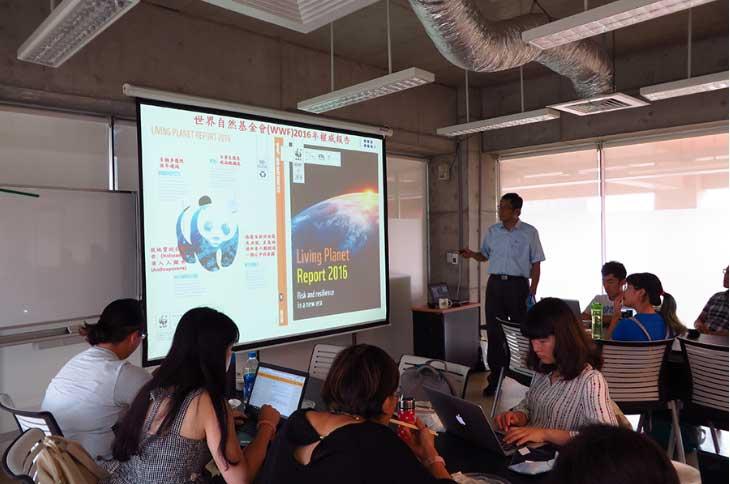 【活動回顧】科學充電站:媒體培訓課程系列(一)循環經濟