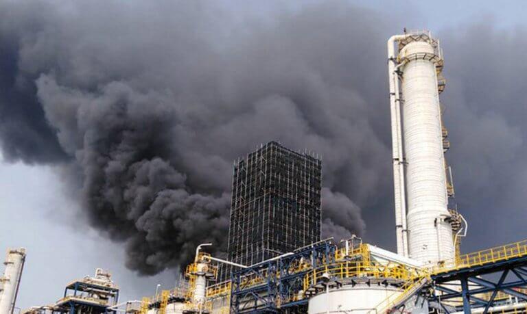 六輕爆炸空氣污染是否危害人體健康