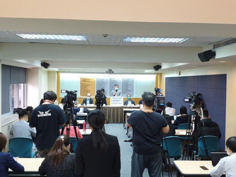 百位台灣科學家連署 呼籲正視氣候緊急狀態 記者會前新聞稿