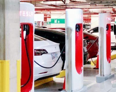 特斯拉超級充電站設置專家意見